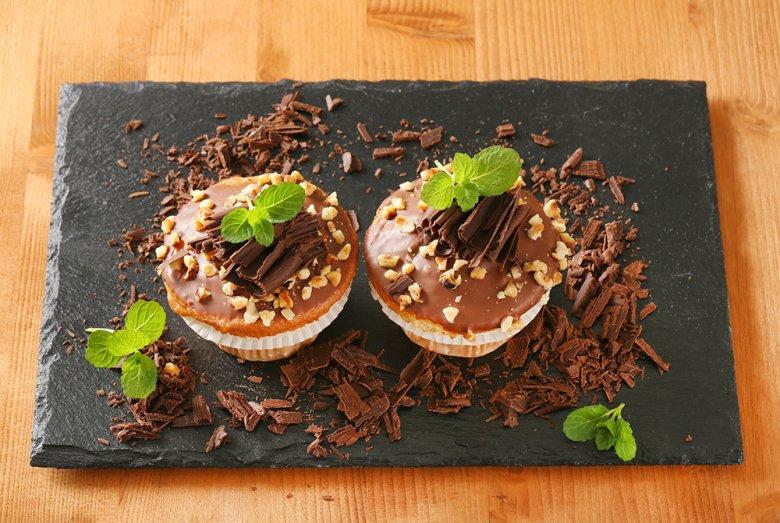 Knusperflakes Muffins