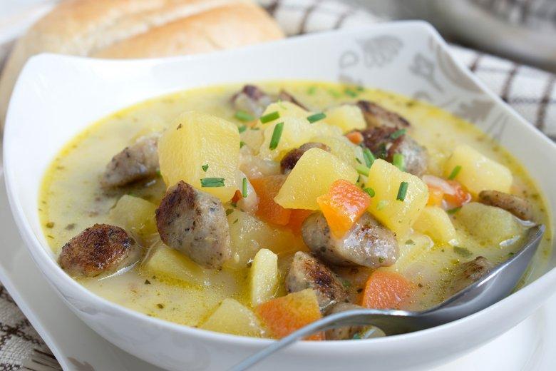 Holsteiner Kartoffelsuppe