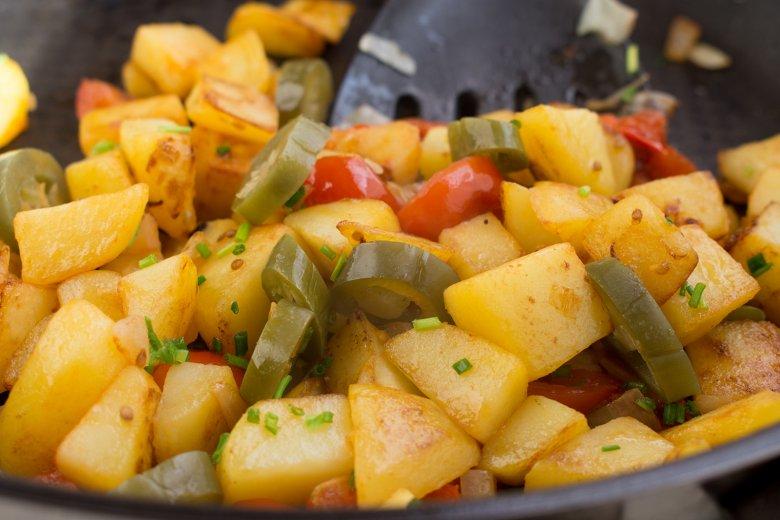 Mexikanische Kartoffeln