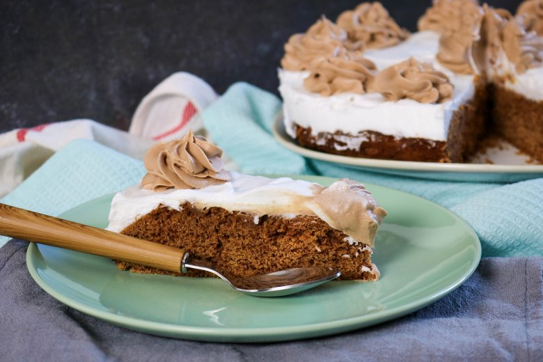 Einfache Schoko-Sahne-Torte
