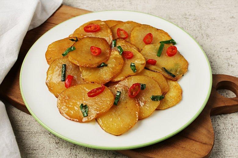 Chinesische Kartoffeln