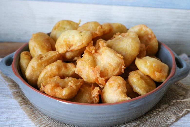 Australische Kartoffelpuffer