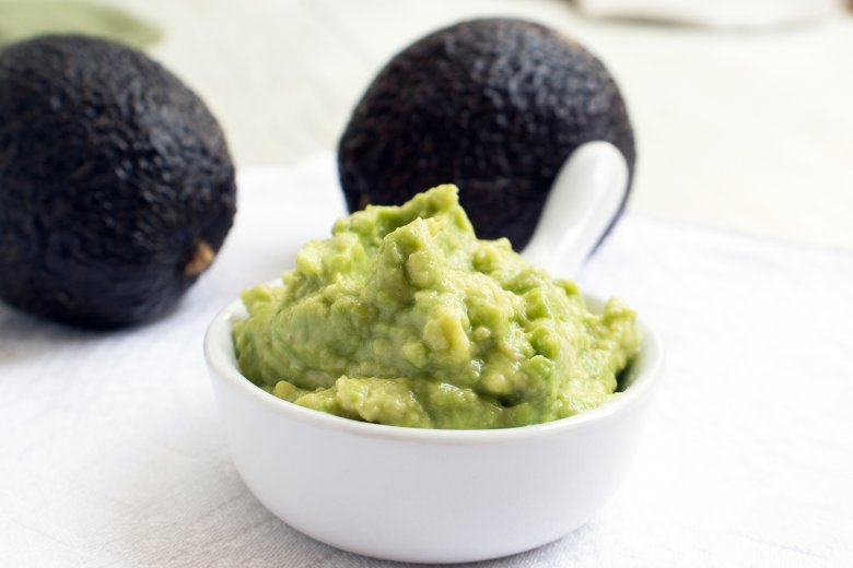 Avocado Limetten Dip