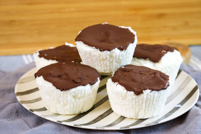 Gesunde Cupcakes