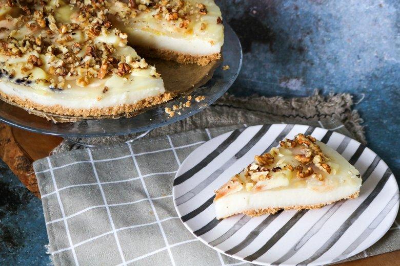 Apfelkuchen mit Milchreis
