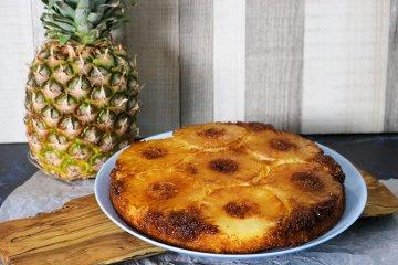 Ananaspudding mit Kokos