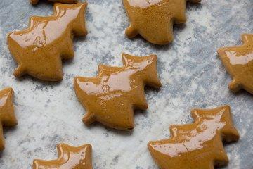 Weihnachtliche Pfefferkuchen