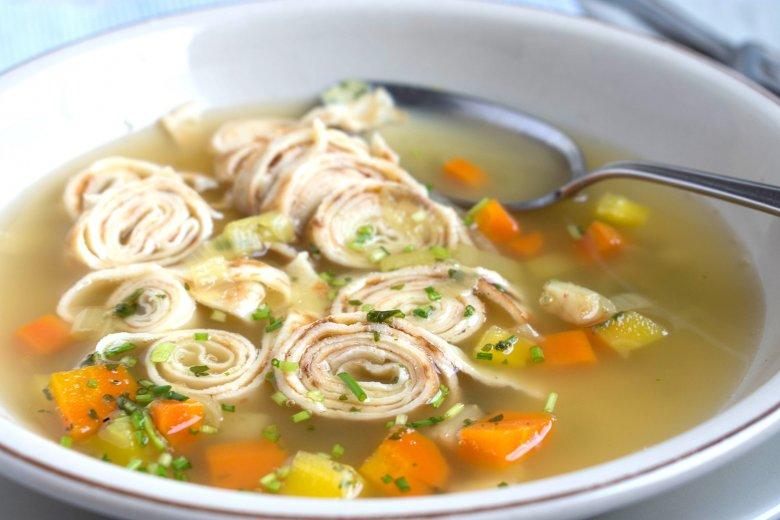 Frittaten-Suppe