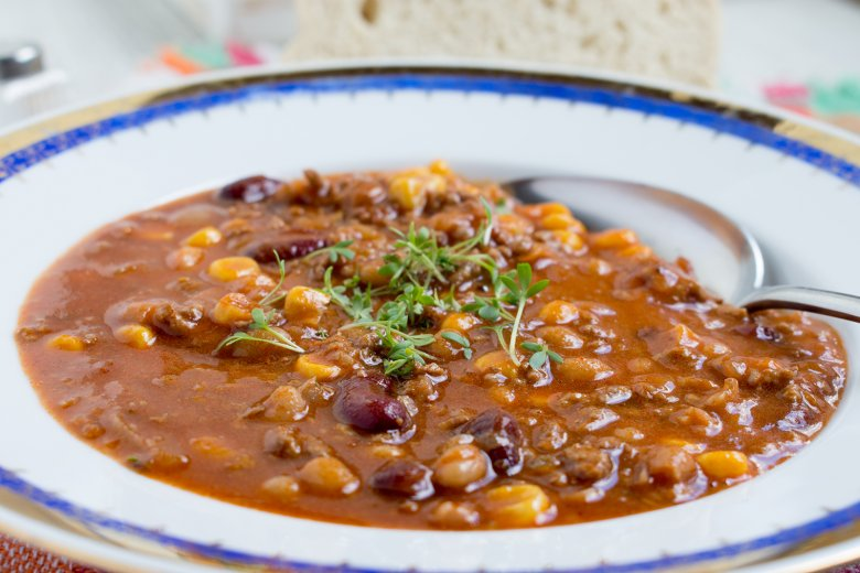 Würziges Chili