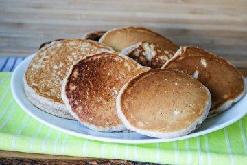Fluffige Zimt-Pancakes