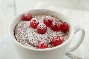 Schoko-Tassenkuchen