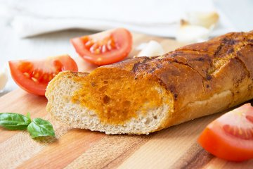 Tomaten-Baguette