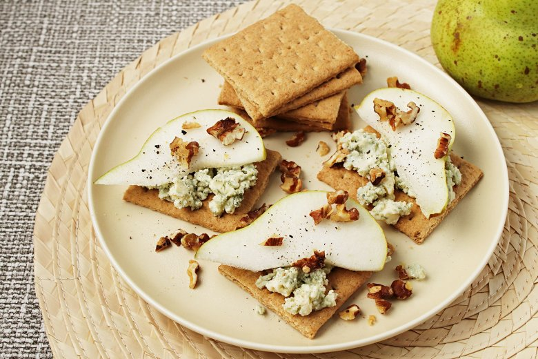 Gorgonzola-Cracker
