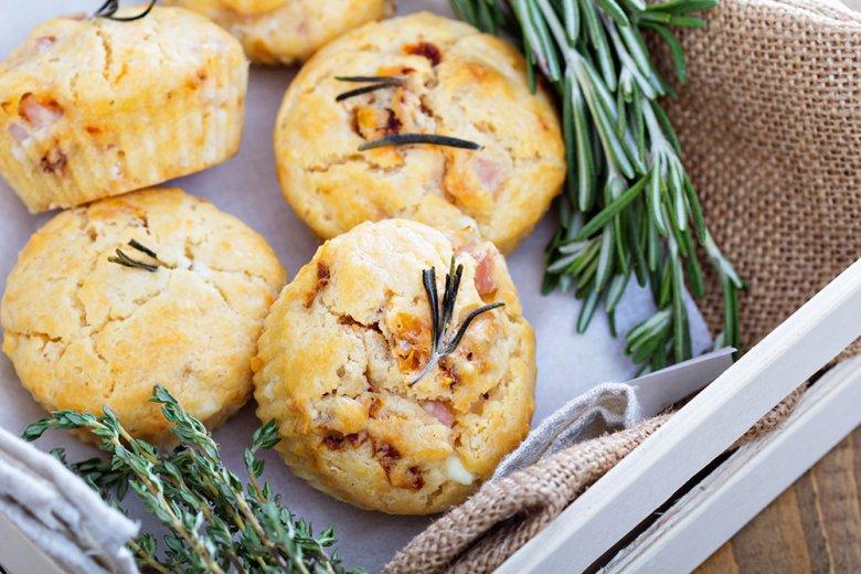 Pikante Muffins Grundrezept