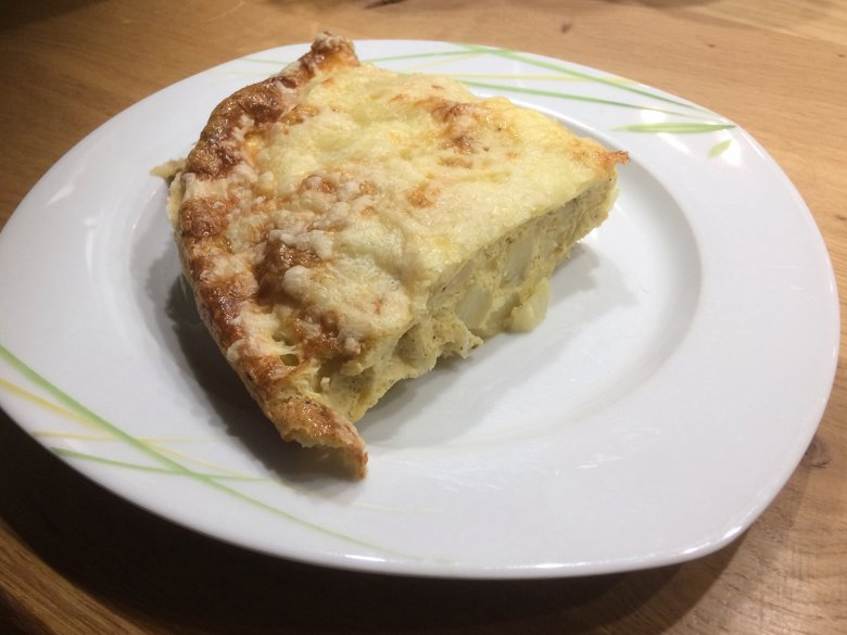 Kartoffel-Omelette