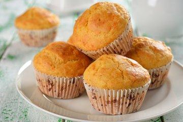 Süße Muffins Grundrezept