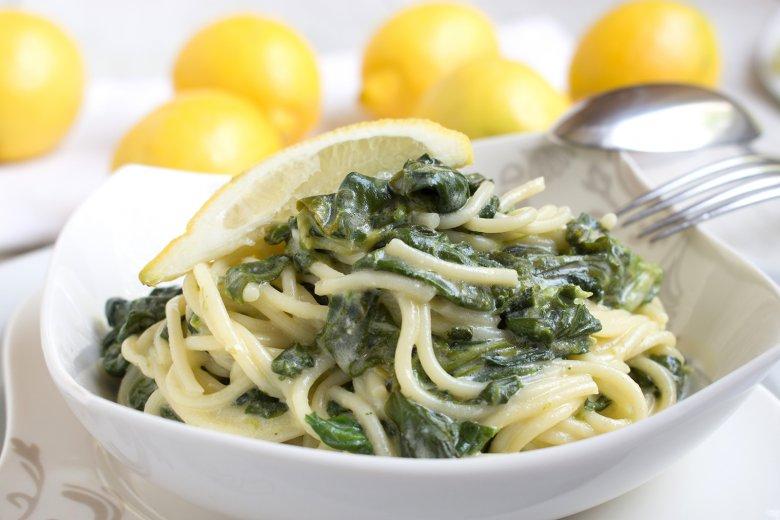 One-Pot-Zitronenspaghetti