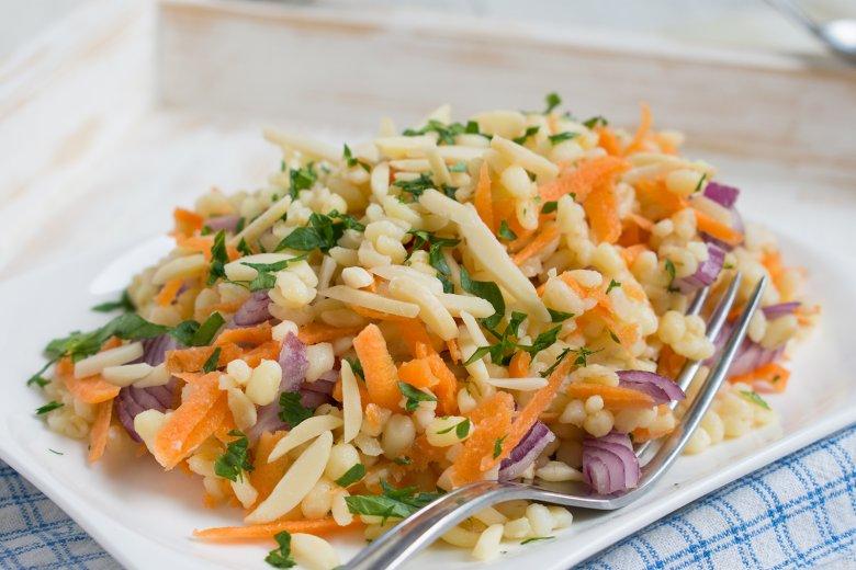 Quinoa-Möhren-Salat