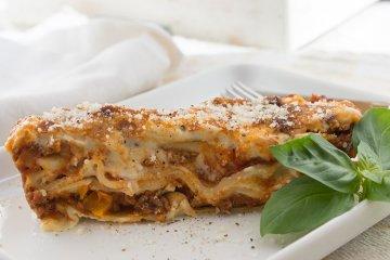 Lasagne aus der Pfanne