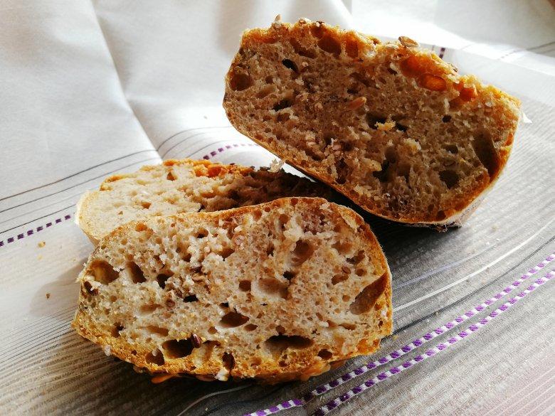 Drei-Minuten-Brot