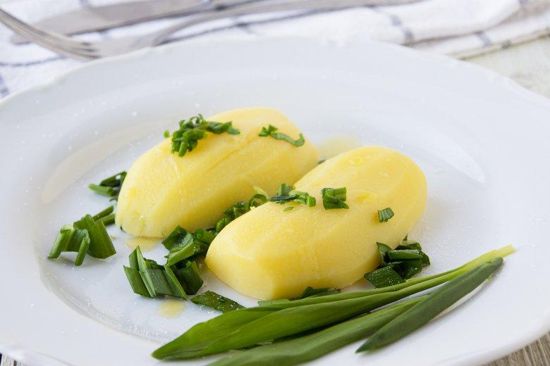Bärlauch-Chili-Kartoffeln