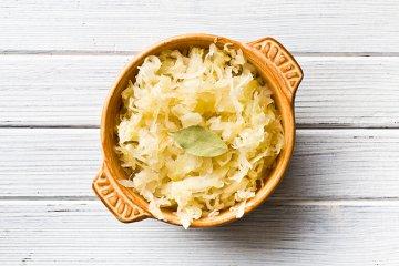 Klassisches Sauerkraut