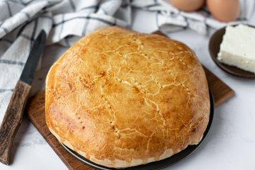 Georgisches Käsebrot