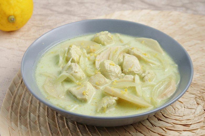 Thai grünes Curry