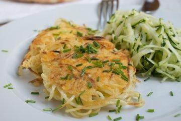 Spaghetti-Puffer