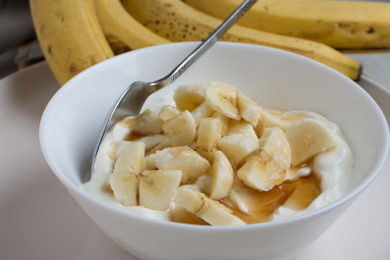 Bananenquark