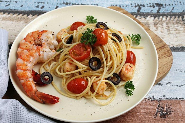 Pasta nach Venezianischer Art