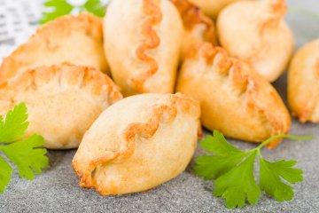 Empanadas mit Spinat