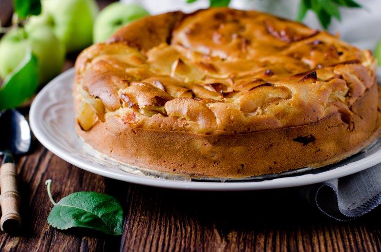 Apfelkuchen mit Stevia