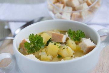 Tiroler Kartoffelsuppe