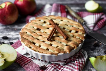 Altberliner Apfelkuchen