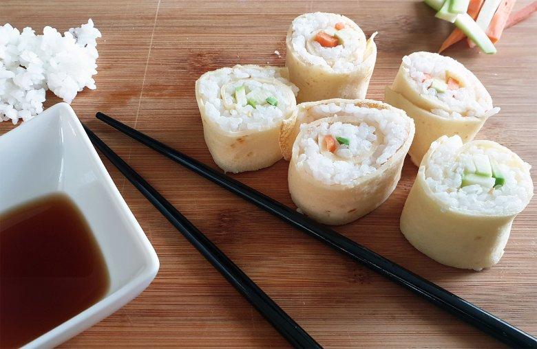 Alpen-Sushi