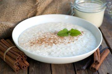 Perfekter Milchreis - Grundrezept