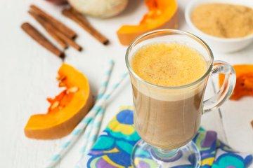 Kürbis Spice Latte