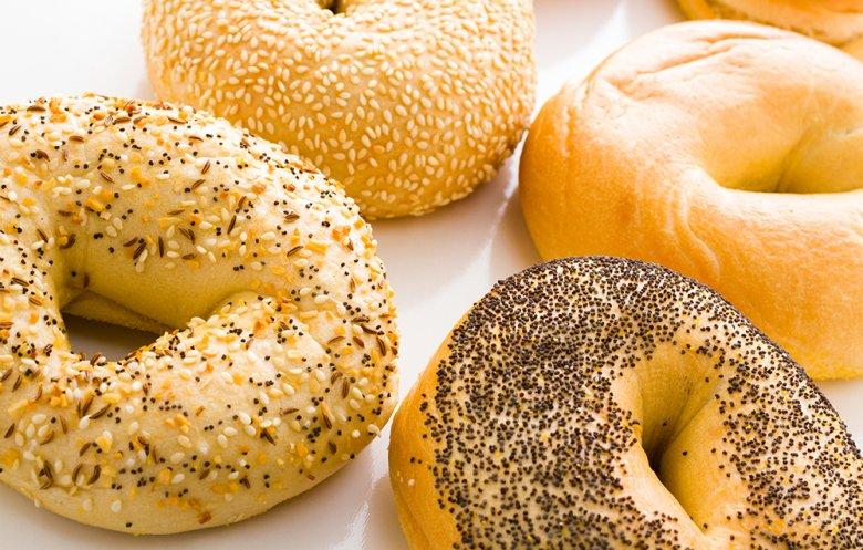 Grundrezept für Bagels