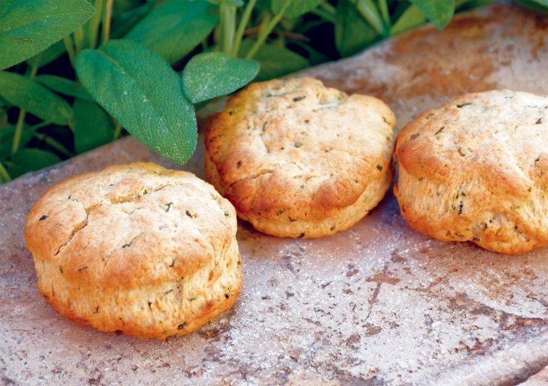 Biscotti alla salvia - Salbeiplätzchen