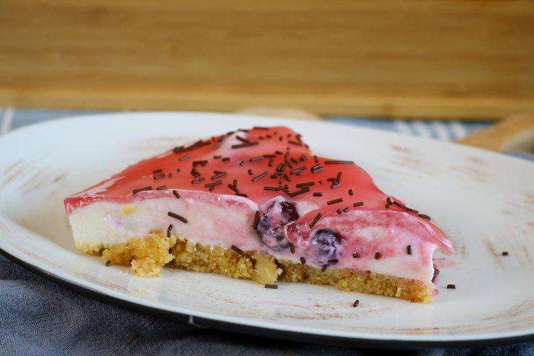 Kirsch-Joghurt-Torte