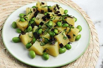 Asiatischer Kartoffelsalat