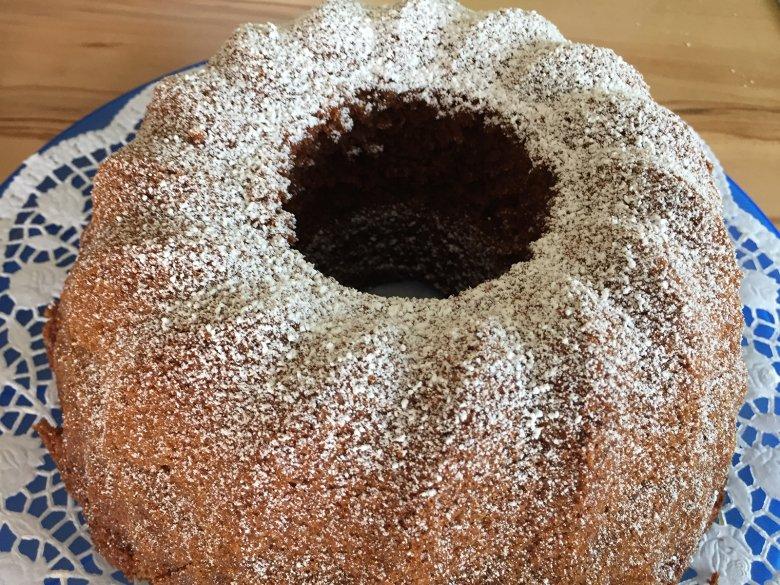 Nuss-Nougat-Kuchen
