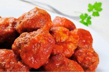 Spanische Fleischklößchen
