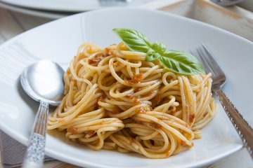 Veganes Tomatenpesto