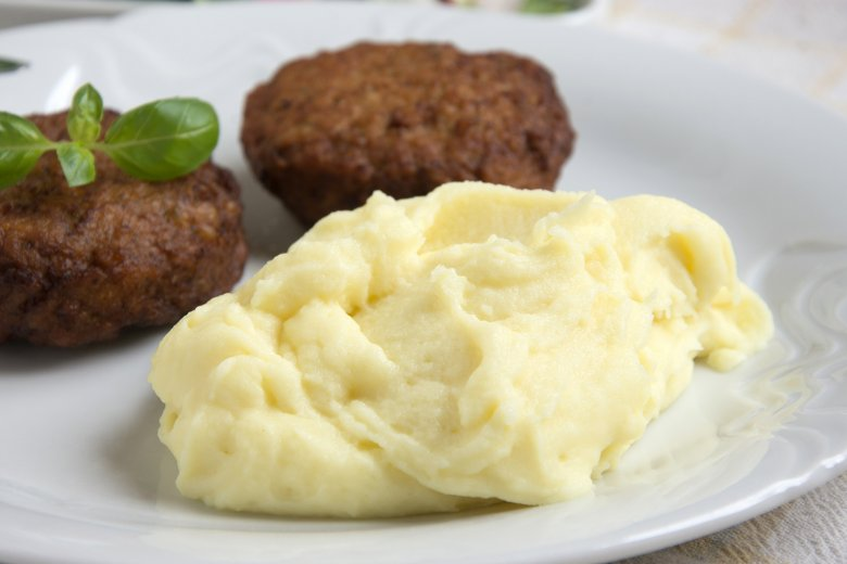 Veganer Kartoffelbrei