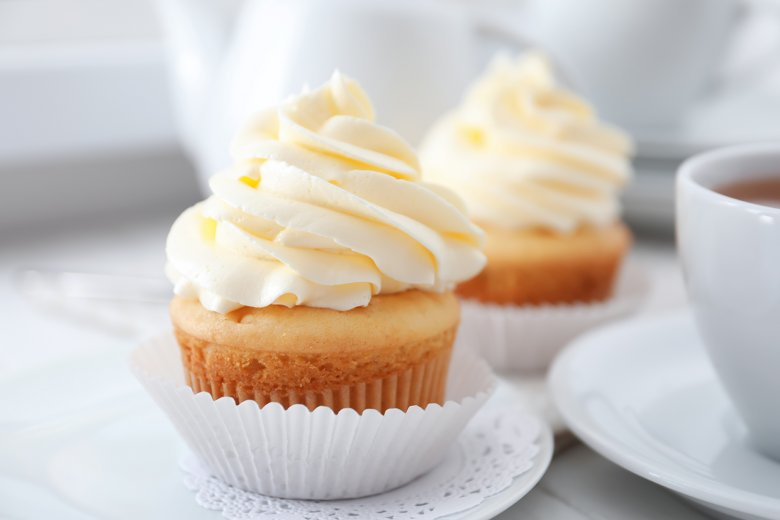 Frischkäse-Cupcakes