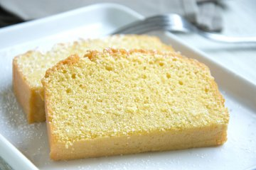 Olivenöl-Kuchen