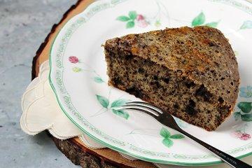 Schokoladenkuchen mit Stevia