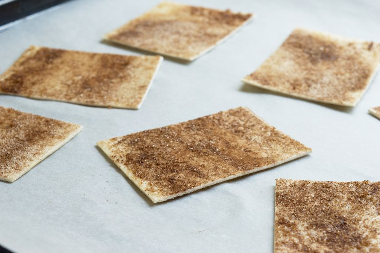 Zimt-Chips